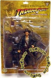 Indiana Jones Disneyland Walt Disney World Exclusive 7 Inch Action Figure Indiana Jones