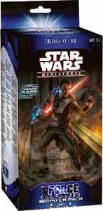 Star Wars CMG Miniatures Game Force Unleashed Huge Booster Pack