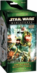 Star Wars CMG Miniatures Game Universe Huge Booster Pack
