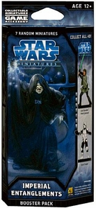 Star Wars CMG Miniatures Game Imperial Entanglements Booster Pack