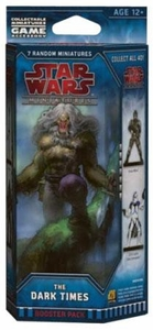 Star Wars CMG Miniatures Game Dark Times Booster Pack