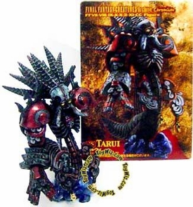 Final Fantasy Creatures PVC Archive Chromium #46 Full Color Tarui