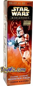 Star Wars CMG Miniatures Game Clone Strike Booster Pack