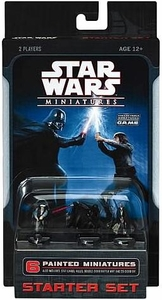 Star Wars Miniatures Game Starter Set