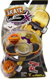 GX Racers Skate Series 2 {Includes Deck Plate} Hypnoz {Tiger Stripe} [Free Ride Board]