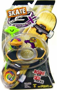 GX Racers Skate Series 2 {Includes Deck Plate} Hypnoz {Tye-Dye} [Arrowhead Board]