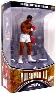 Upper Deck Pro Shots Series 1 Action Figure Muhammad Ali [1965 World Heavyweight Champion]