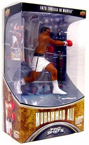 Upper Deck Pro Shots Series 1 Action Figure Muhammad Ali [1975 Thrilla In Manila]