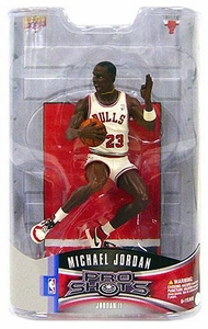 Upper Deck Pro Shots Series 1 Action Figure Michael Jordan #2 [Cradle Dunk 1985 Slam Dunk Contest]