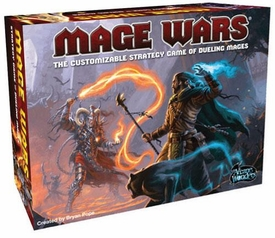 Mage Wars Arcane Wonders Board Game Core Set