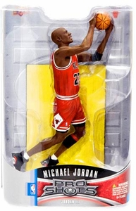 Upper Deck Pro Shots Series 2 Action Figure Michael Jordan #3 [Driving Layup]