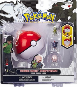 Pokemon Black & White Series 3 Catcher 3-Pack Zorua, Munna & Axew