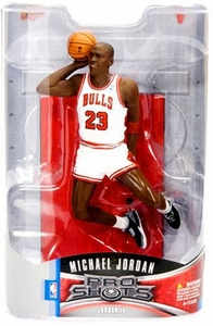 Upper Deck Pro Shots Series 2 Action Figure Michael Jordan #4 [Gravity Defying Dunk]