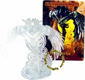 Final Fantasy Creatures PVC Archive Chromium #45 Crystal Full Throttle