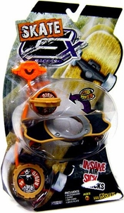 GX Racers Skate Series 3 {Includes Deck Plate} Rabid [Arrowhead Board] BLOWOUT SALE!