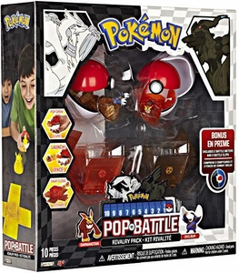Pokemon Black & White Series 2 Pop n Battle Rivalry 2-Pack Drilbur vs. Darmanitan