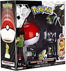 Pokemon Black & White Series 2 Catcher 3-Pack Axew, Drilbur & Snivy