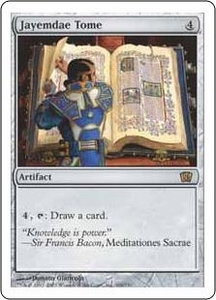 Magic the Gathering Eighth Edition Single Card Rare #306 Jayemdae Tome