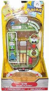 Pokemon Deluxe Micro Playset Gym