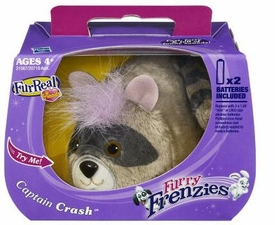 Hasbro FurReal Friends Furry Frenzies Pet Captain Crash [Raccoon]