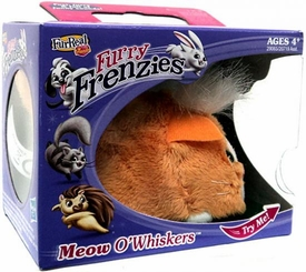 Hasbro FurReal Friends Furry Frenzies Pet Meow Whiskers [Orange & White Cat]