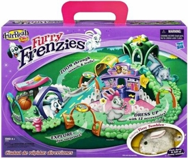 Hasbro FurReal Friends Furry Frenzies Playset Scoot N Scurry City [Includes Tizzy Tumbles]