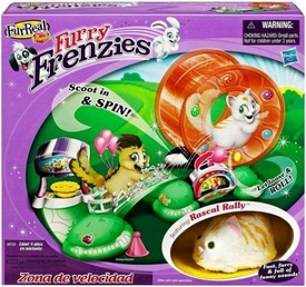 Hasbro FurReal Friends Furry Frenzies Playset Whirl Around Playground [Includes Rascal Rally] BLOWOUT SALE!