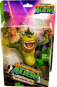 Monsters vs. Aliens Deluxe Action Figure Missing Link