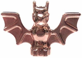 LEGO LOOSE Animal Figure Copper Chrome Bat