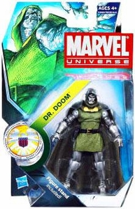 Marvel Universe 3 3/4 Inch Series 14 Action Figure #15 Dr. Doom