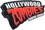 Hollywood Zombies Topps Series 1 Trading Card Set of all 72 Base Set Cards
