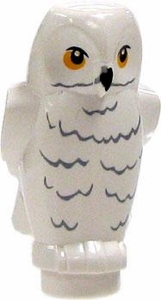 LEGO LOOSE Animal Figure White Owl [Printed]