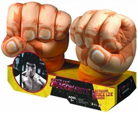 Round 5 Bruce Lee Electronic Sounds Dragon Fists