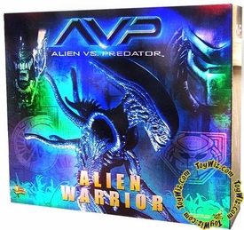 Alien Vs. Predator Hot Toys 16 Inch Model Figure Alien Warrior