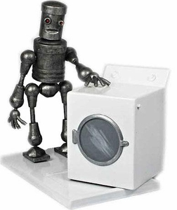 Jazwares Robot Chicken Action Figure Action Robot & Washing Machine
