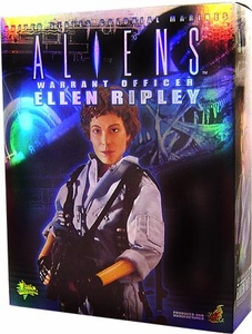 Sideshow Collectibles Aliens 12 Inch Model Figure Ellen Ripley