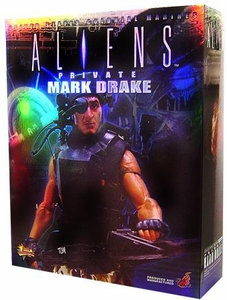 Sideshow Collectibles Aliens 12 Inch Model Figure Mark Drake