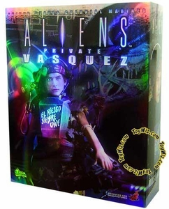 Sideshow Collectibles Aliens 12 Inch Model Figure Private Vasquez
