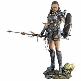 Predator Hot Toys Movie Masterpiece 1/6 Scale Collectible Figure She-Predator Machiko