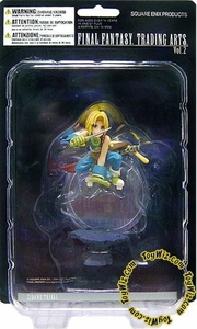 Final Fantasy Trading Arts Vol. 2 Mini PVC Figure Zidane [Final Fantasy IX]