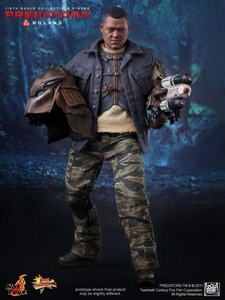 Predators Hot Toys Movie Masterpiece 1/6 Scale Collectible Figure Noland