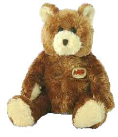 Ty Beanie Baby Exclusive Old Timer the Cracker Barrel Bear