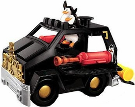 World of Madagascar Movie Exclusive Extreme Assault Vehicle