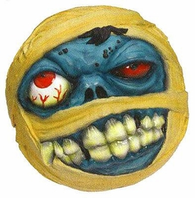 Madballs Classic Series 2 Mad Ball Dust Brain
