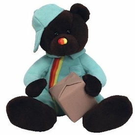 Ty Beanie Baby UK Exclusive Packer the Bear