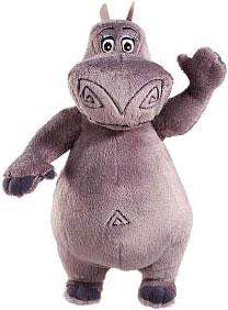 World of Madagascar Movie 8 Inch Plush Zooster Pal Gloria