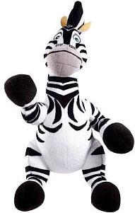World of Madagascar Movie 8 Inch Plush Zooster Pal Marty