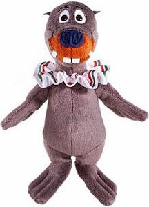 World of Madagascar Movie 8 Inch Plush Zooster Pal Stefano