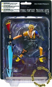 Final Fantasy Trading Arts Vol. 2 Mini PVC Figure Tidus [Final Fantasy X]