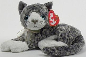 Ty Beanie Baby Purr the Kitten